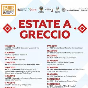 Estate a Greccio